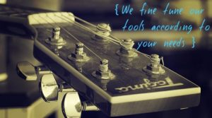 We fine tune our tools according to your needs - Reinicia Digital Marketing Agency