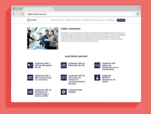 página web audinnova