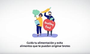 Edición vídeo animado dermatitis atópica para HEEL España - Agencia Reinicia - Videocontenidos