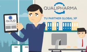 Qualipharma Vídeo animación APP
