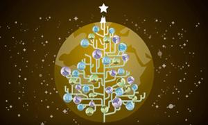 Vídeoanimación navidad para Saint Gobain PAM - Agencia Reinicia - Videocontenidos