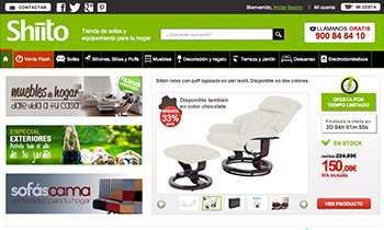 Shiito  - Tienda online con Prestashop