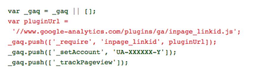 Etiquetado atribucion enlaces mejorada para ga.js