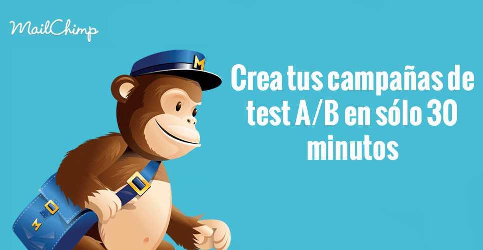 Test AB Mailchimp