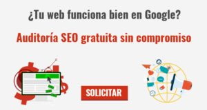 Auditoria SEO Web gratuita - Agencia Reinicia - Marketing Digital