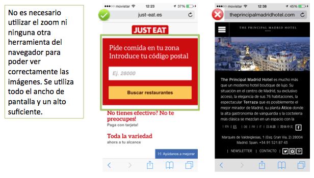 Ejemplo Portada - Web Movil