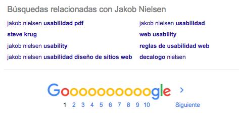 búsquedas relacionadas google