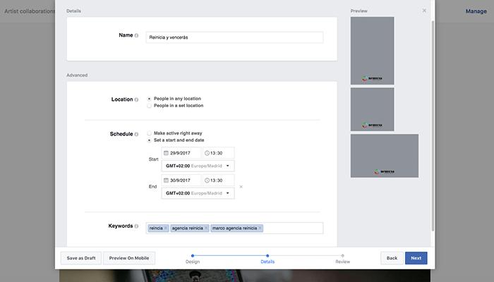 Frames para Facebook