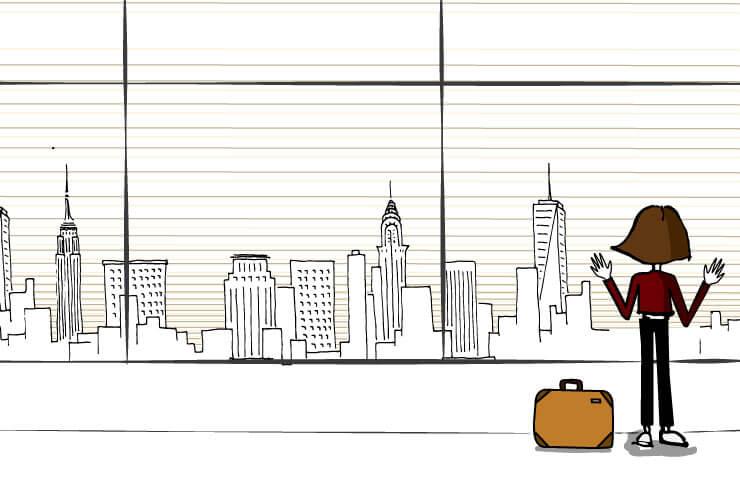 Pat Fondo Nueva York