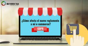 RGPD para eComerce - Agencia Reinicia
