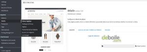Panel de control de tu tienda online Prestashop