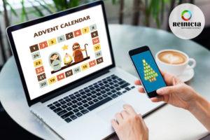 Calendario Adviento Digital Clasico