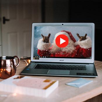 Videos Felicitación Navideña